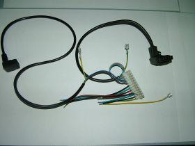 Проводка электрическая (от разъема платы Х3 к клеммной колодке, насосу, газ. Клапану Honeywell)  Арт. 8513940