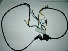 Проводка электрическая (от разъема платы Х3 к клеммной колодке, насосу, газ. Клапану SIT)  Арт. 8513930