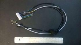 Проводка электрическая (от разъема платы Х3 к клеммной колодке, насосу, мотору трехходового клапана, газ. Клапану Honeywell)