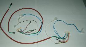 Проводка электрическая низкоковольтная (Разъем платы Х5 к модулятору, датчику протока, датчику NTC ГВС, гидр. прессостату)  Арт. 8514170