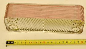 Теплообменник ГВС на 20 пластин BAXI (5689930 аналог 5686700)