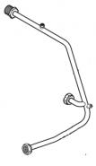 труба входа в систему отопления Арт. 3101460