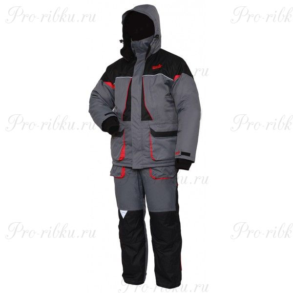 Костюм NORFIN Arctic Red 2 размер 64-66 (XXXL)
