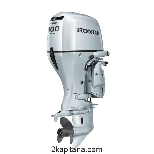Лодочный мотор HONDA (Хонда) BF 100 А LRTU