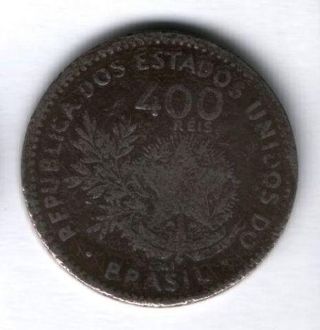 400 рейс 1901 г. Бразилия VF-