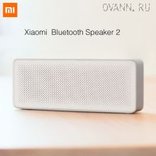 Оригинальная колонка Xiaomi Square Box 2 Bluetooth