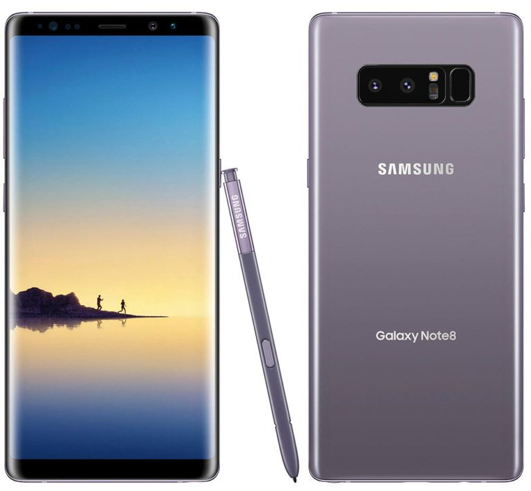 Samsung Galaxy Note 8 SM-N950FD 64Gb LTE Gray