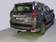 Фаркоп (ТСУ)  для Toyota Land Cruiser Prado 150