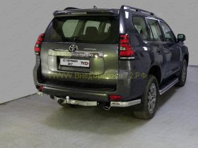 Фаркоп (ТСУ)  для Toyota Land Cruiser Prado 150