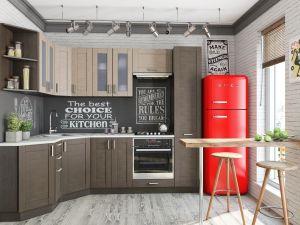 Кухня ЛФ-04