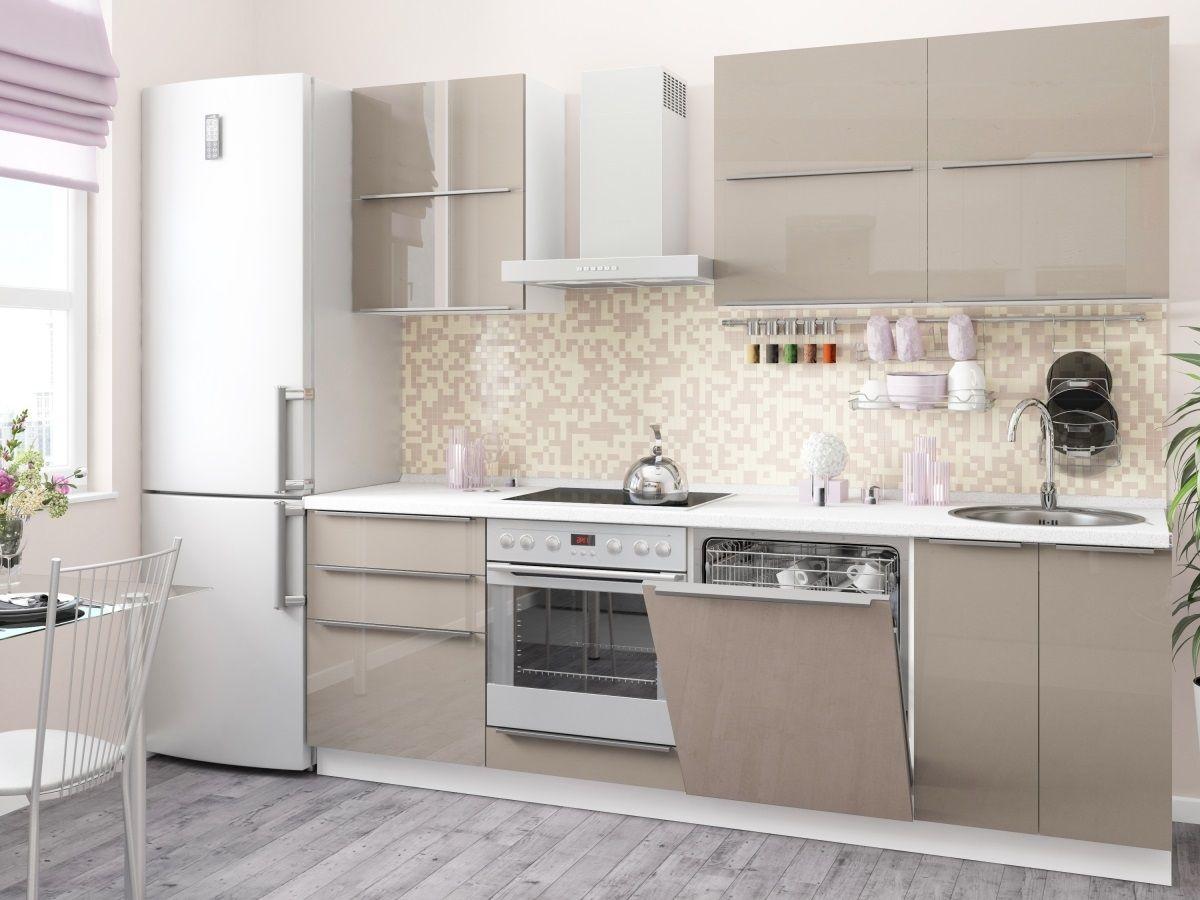 Кухня Акрилит 2,4м