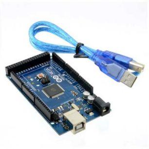 Отладочная плата Arduino Mega 2560 REV3 на микроконтроллере ATMega-16AU