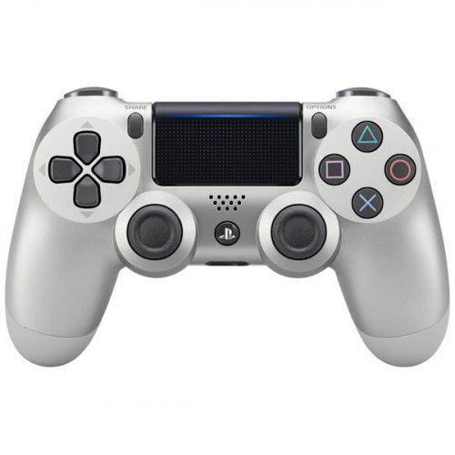 Геймпад Sony Dualshock 4 (ver.2) Silver (PS4)