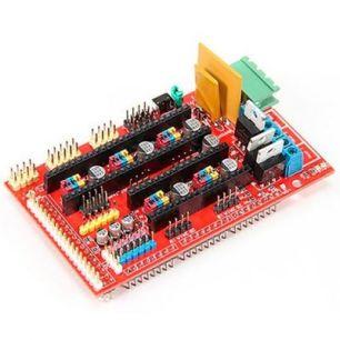 Плата управления 3D-принтера, RAMPS 1.4A (IRF3205, AUX12V)