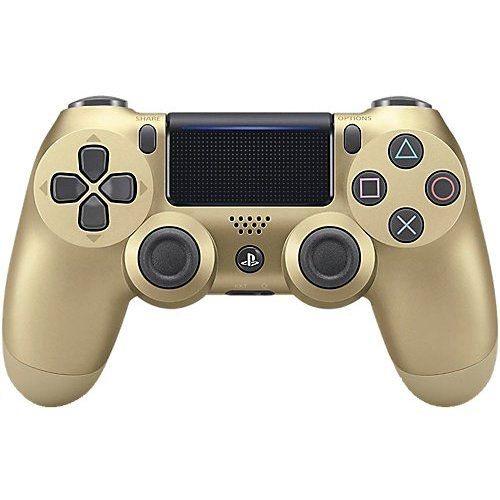 Геймпад Sony Dualshock 4 V2 Gold (PS4)