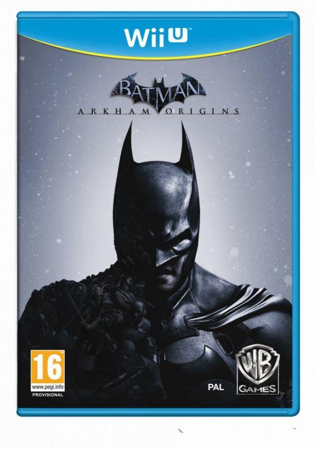 Игра Batman Arkham Origins (Nintendo WII U)