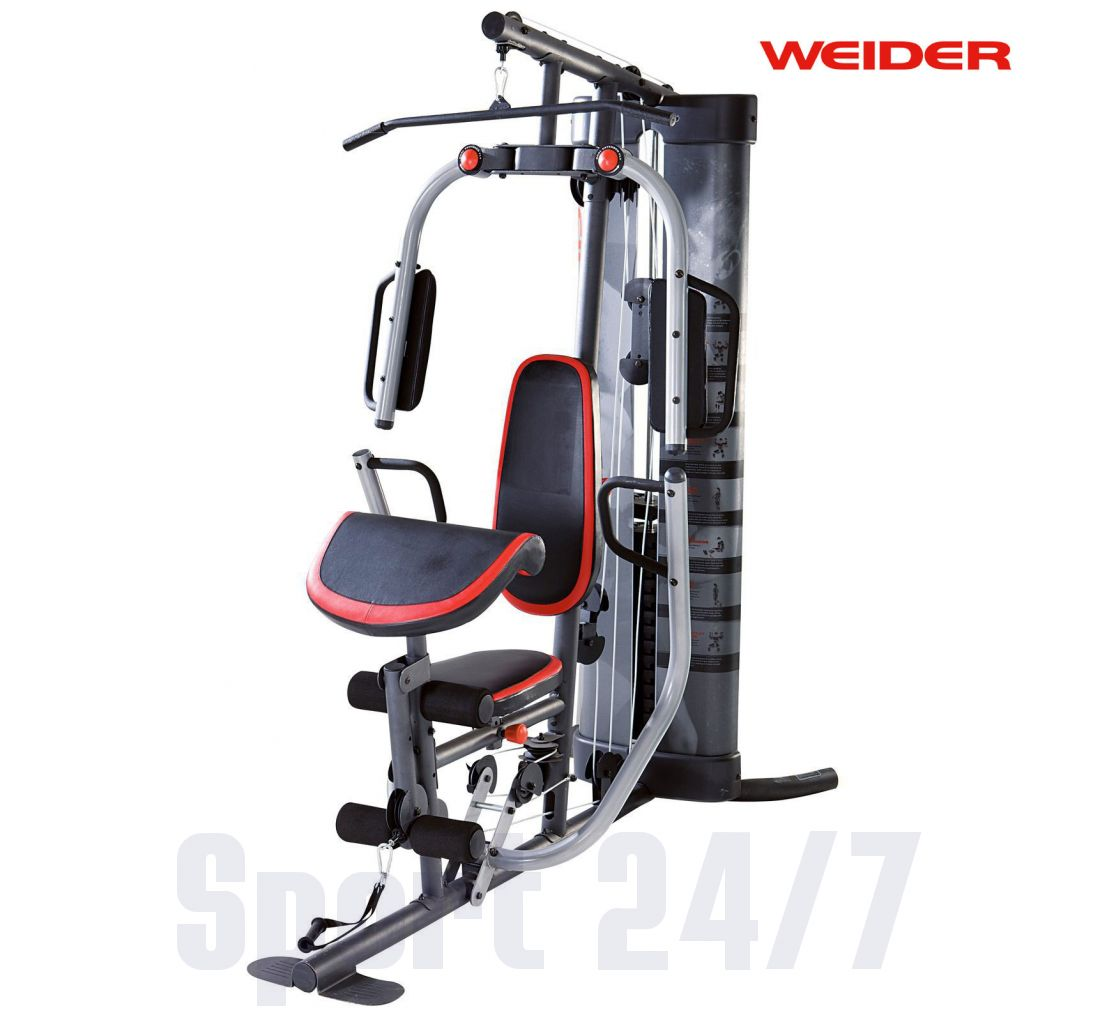 Силовой комплекс Weider PRO 5500 Gym