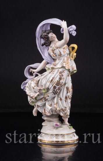 Изображение Танцующая девушка, Volkstedt, Германия, сер. 20 в