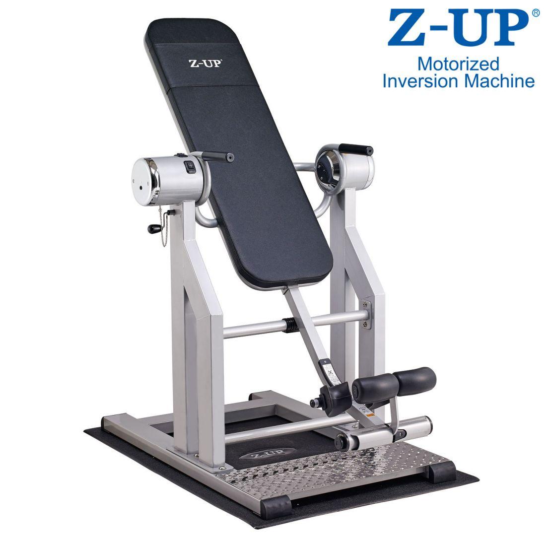 Инверсионный стол Z-UP 2S silver