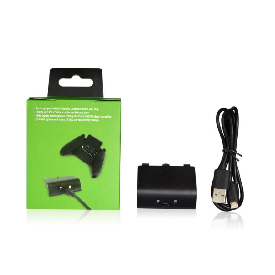 Charge & Play Kit (Xbox One)
