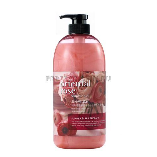 Welcos Body Phren Shower Gel (Oriental Rose)