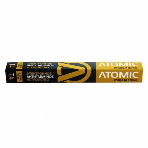 Одноразовая электронная сигарета Atomic со вкусом Ягодный взрыв