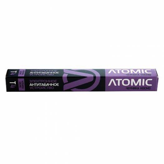 Одноразовая электронная сигарета Atomic со вкусом Черника Космо