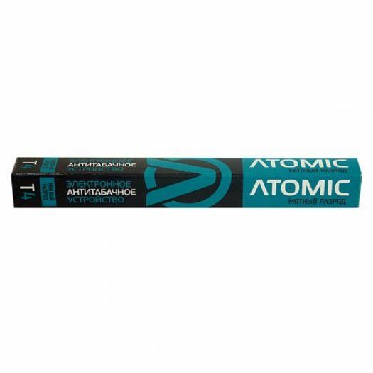 Одноразовая электронная сигарета Atomic со вкусом Мятный разряд