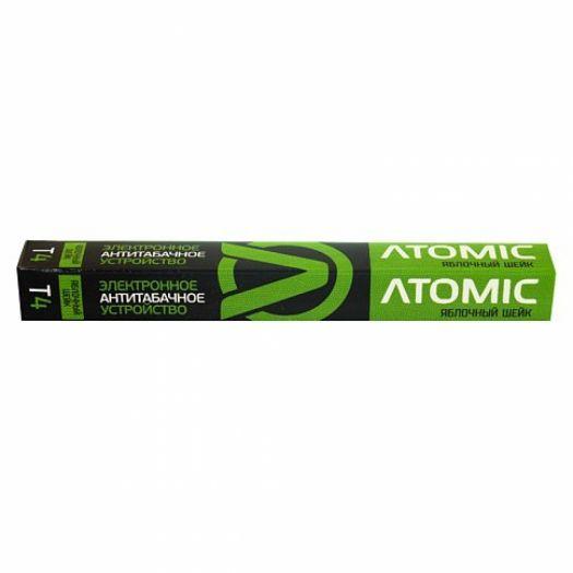 Одноразовая электронная сигарета Atomic со вкусом Яблочный шейк