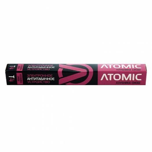 Одноразовая электронная сигарета Atomic со вкусом Клубника Смэш