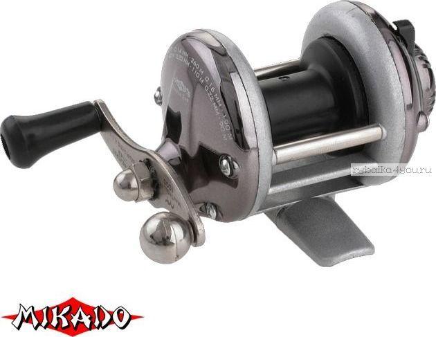 Купить Катушка мультипликаторная Mikado MINITROLL MT 1000 цвет: черный