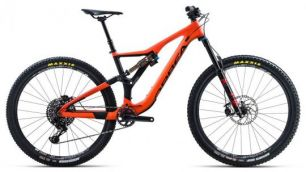 ORBEA RALLON M10 BIKE 2018 orange