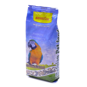 Корм Benelux Mixture for parrots X-line для попугаев 350гр