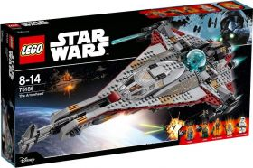 Lego Star Wars 75186 Стрела