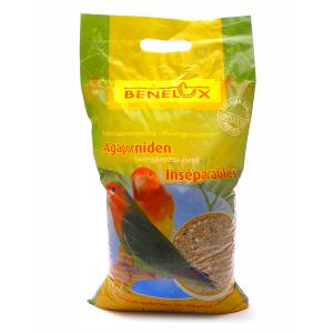 Корм Benelux Mixture for lovebirds для попугаев неразлучников 25кг