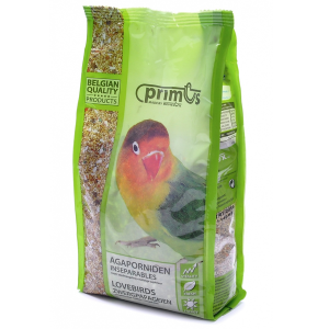 Корм Benelux Mixture for lovebirds Primus Примус Премиум для попугаев неразлучников 4кг