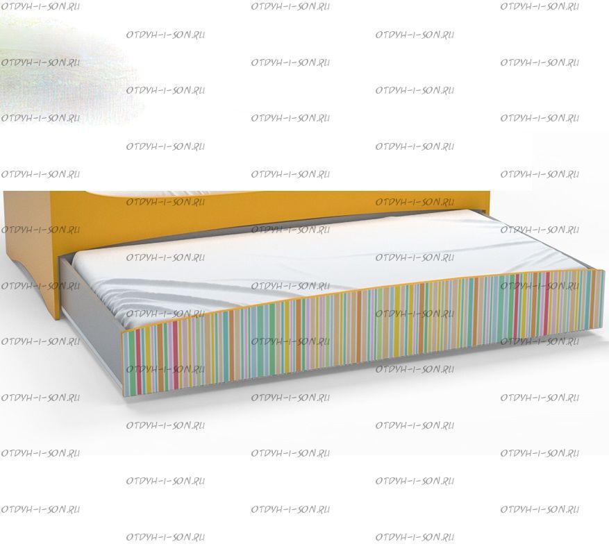 Дополнительное спальное место к кровати Mia (Мебелев)