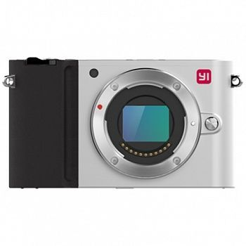 Беззеркальная фотокамера Xiaomi Yi M1 Mirrorless Digital Camera