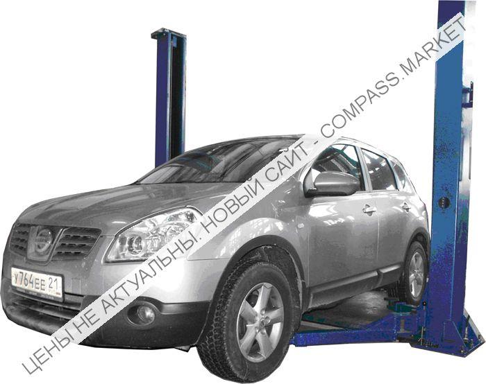 Подъёмник Г1030 гаражный электрогидравлический РОССИЯ