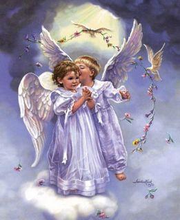 Небесные ангелочки
