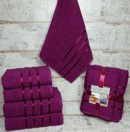 """Набор полотенец  подарочное  """"AISHA"""" №061"""