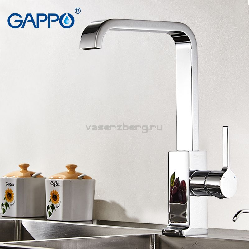 Gappo G4004 Смеситель для кухни