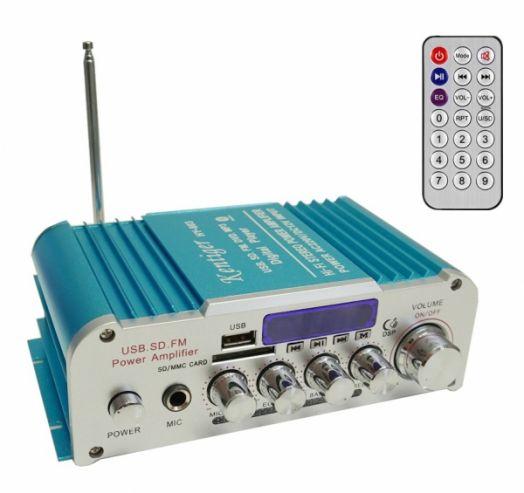 Усилитель звука HY802