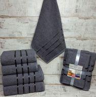 """Набор полотенец  подарочное  """"AISHA"""" №069"""