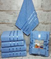 """Набор полотенец  подарочное  """"AISHA"""" №080А"""
