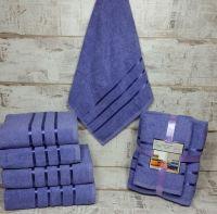 """Набор полотенец  подарочное  """"AISHA"""" №082А"""