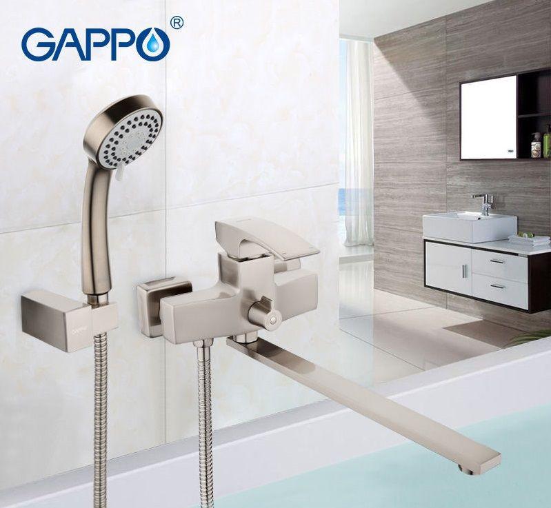 Смеситель для ванны Gappo Jacob G2207-5