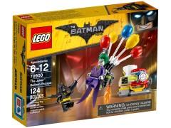 Побег Джокера на воздушном шаре. Конструктор ЛЕГО Бэтмен 70900