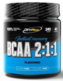 OptiMeal BCAA 2:1:1 instant recovery (240 гр.)