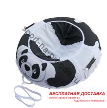 """Санки-ватрушка (тюбинг) """"Панда 95"""" с камерой"""